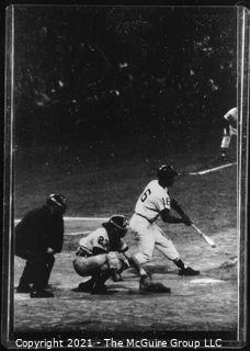 Rickerby: Frame #13 Player 16 at bat