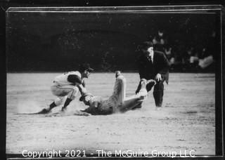 1960 Yankees-Pirates World Series: Rickerby: Frame #23 Headfirst Slide