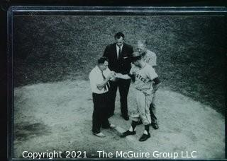 1960 Yankees-Pirates World Series: Rickerby: Frame #1 At the Mound A