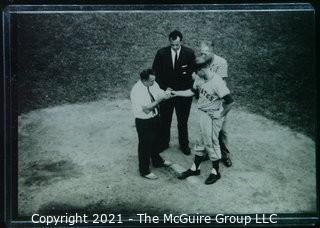 1960 Yankees-Pirates World Series: Rickerby: Frame #2 At the Mound B