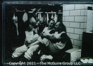 1960 Yankees-Pirates World Series: Rickerby: Frame #6 Post Game Pittsburgh Locker Room