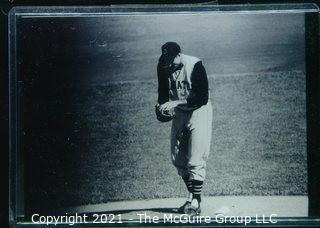 1960 Yankees-Pirates World Series: Rickerby: Four Frames of Pittsburgh Pitcher in Motion x4