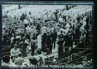 1960 Yankees-Pirates World Series: Rickerby: Frame #0 Pregame Crowd