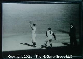 1960 Yankees-Pirates World Series: Rickerby: Frame #1 Smokey Burgess Safe at Second