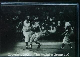 1960: Rickerby: Frame #4  Pittsburgh vs San Francisco Play at First
