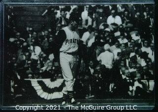 1960 World Series: Rickerby: Frame #7 Pitttsburgh player