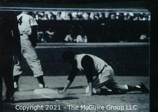 1960 World Series: Rickerby: Frame #12 Skowron Covers First