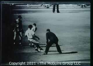 1960 World Series: Rickerby: Frame #12  Richardson at Third