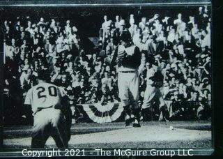 1960 World Series: Rickerby: Frame #15 At the Mound