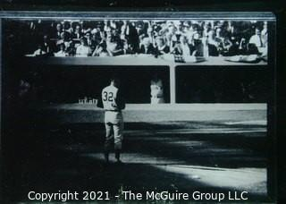 1960 World Series: Rickerby: Frame #17 Vern Law