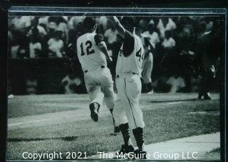 1960 World Series: Rickerby: Frame #17  Don Hoak Scores From Third