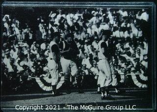 1960 World Series: Rickerby: Frame #22 Confab On the Mound