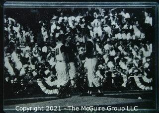 1960 World Series: Rickerby: Frame #23 Confab On Mound