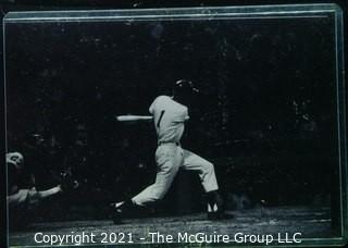 1960 World Series: Rickerby: Frames #26-27 Bobby Richardson Swings and Hits x2