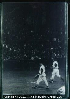 1960 World Series: Rickerby: Frame #28 End of Inning