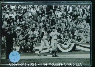 1960 World Series: Rickerby: Frame #30 Who's On First