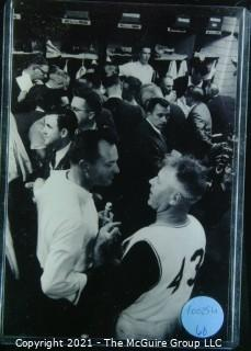 1960 World Series: Rickerby: Frame #32 Game 7 Winning Locker Room