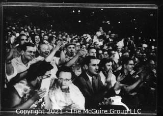 1960 World Series: Rickerby: Frame #2 Forbes Field Crowd A