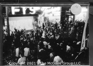 1960 World Series: Rickerby: Frame #8 Pittsburgh Celebrates E
