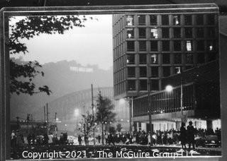 1960 World Series: Rickerby: Frame #21 Pittsburgh Celebrates F