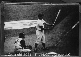 1960 World Series: Rickerby: Frame #9 Yankee At Bat