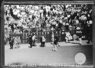1960 World Series: Rickerby: Frame #? Game 5 Scoreboard
