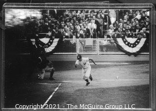 1960 World Series: Rickerby: Frame #13 Running to First