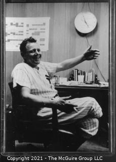 Rickerby: Baseball: Frame# 34 - Yankee Coach Ralph Houk