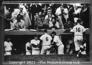 1960 World Series: Rickerby: Frame #5-6 Bill Skowrun Butt Grab