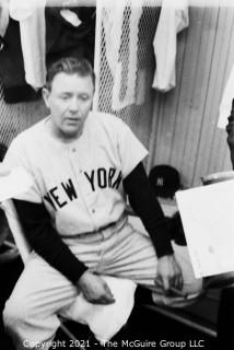 Rickerby: Negatives Only: Yankee Coach
