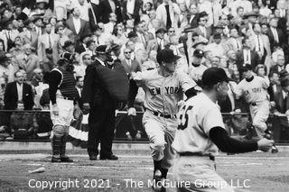 1960 World Series: Rickerby: Negative Only:  Yankee Runs It Out