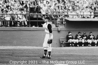 1960 World Series: Rickerby: Negatives Only: Pittsburgh Infielder Grouping