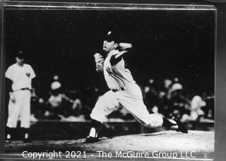 1960 World Series: Rickerby: Yankee Pitcher Grouping x10