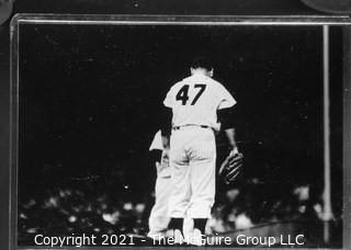 1960 World Series: Rickerby: Frame #14 Pitcher Luis Arroyo