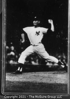 1960 World Series: Rickerby: Frame #9 Yankee Pitcher