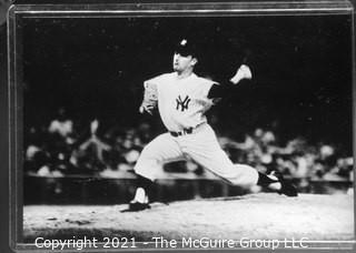 1960 World Series: Rickerby: Frame #13 Yankee Pitcher