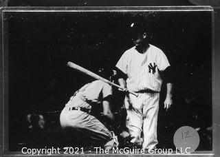 1960 World Series: Rickerby: Frame #24 Strikeout