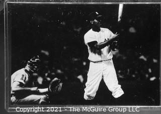 Rickerby: Negatives Only: Frame #16  Yankee Batter