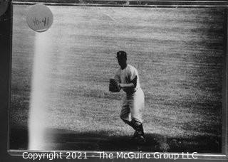 1960 World Series: Rickerby: Frame #1 Yankee Infielder