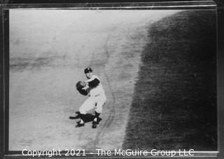 1960 World Series: Rickerby: Frame #9 Yankee Infielder Clete Boyer