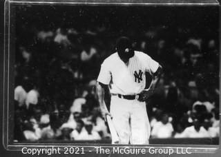 1960 World Series: Rickerby: Frame #18 Yankee Batter
