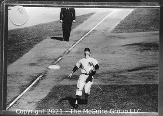 1960 World Series: Rickerby: Frame #30 Pop Up To Third
