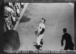 1960 World Series: Rickerby: Frame #14 Foul Out To Third
