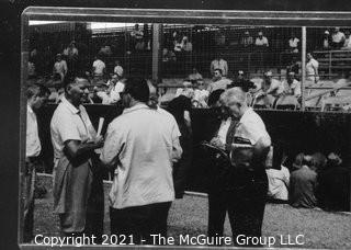 1960 World Series: Rickerby: Frame #8 Pregame Gathering at Home Plate