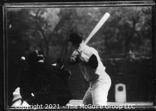 1960 World Series?: Rickerby: Frame #12 Yankee Hitter