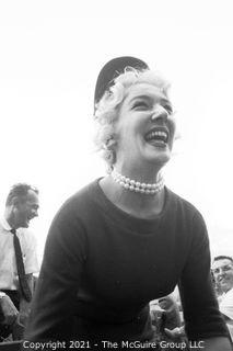 """Rickerby: Negatives Only: 1960 World Series: Pittsburgh """"Cheerleaders"""""""