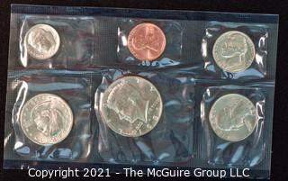 Numismatic: U.S. Coins: 1981 U.S. Mint Set