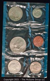 Numismatic: U.S. Coins: 1980 U.S. Mint Set