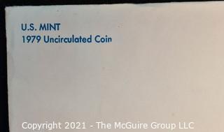 Numismatic: U.S. Coins: 1979 U.S. Mint Set