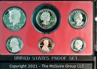 Numismatic: U.S. Coins: 1979 Proof Set